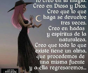 bruja, religion, and wicca image
