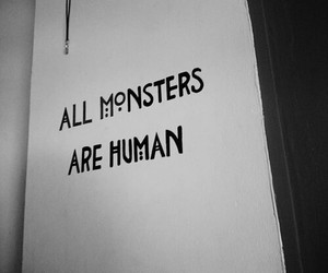 monster and americanhorrorstory image