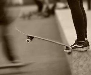 girl and skater image