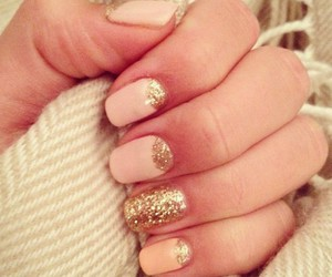beautiful, girly, and nails image