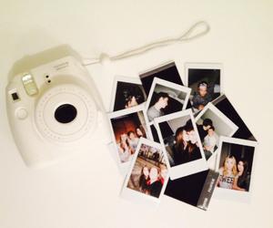 camera, memories, and photos image