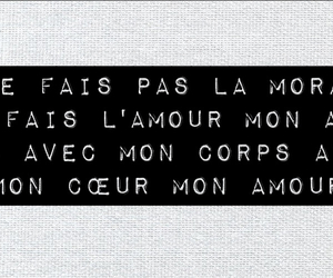 quotes, mon amour, and morale image