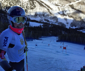 love her and lindsey vonn image