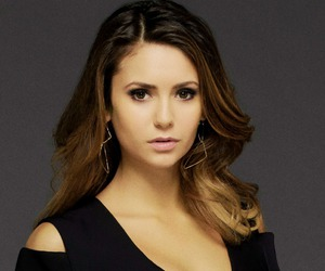 beauty, model, and Nina Dobrev image