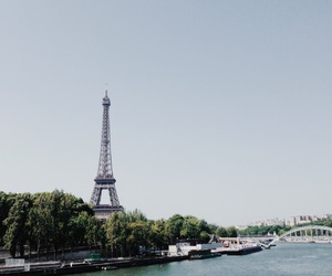 paris, city, and indie image