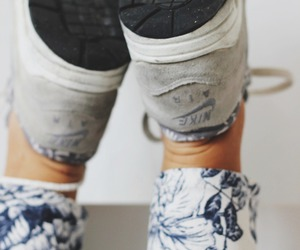 fashion, girl, and trousers image