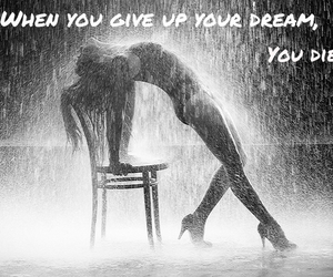 dance, dreams, and flashdance image