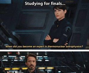 funny, Avengers, and finals image