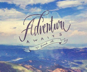 adventure, quote, and travel image