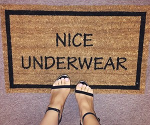 underwear, funny, and nice image