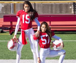 Adriana Lima, Victoria's Secret, and Lily Aldridge image