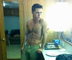 colton haynes, sexy, and boy image