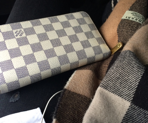 black, luxury, and purse image