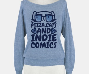 cat, cats, and comics image