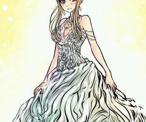 fairytail, heartfilia, and Lucy image