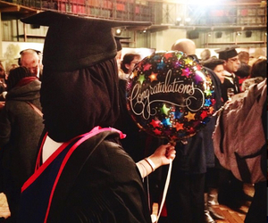 graduation and party image