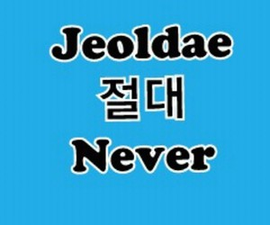 never+hangul image