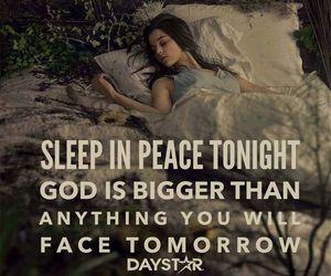 god, jesus, and sleep image