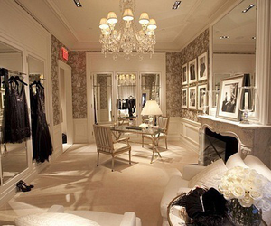 closet, luxury, and room image