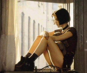 natalie portman and leon: the professional image