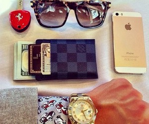 ferrari, iphone, and luxury image