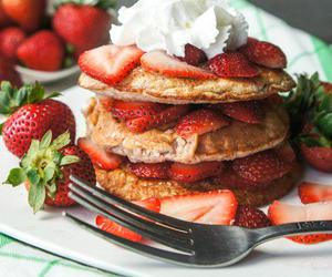 desserts, pancakes, and food image
