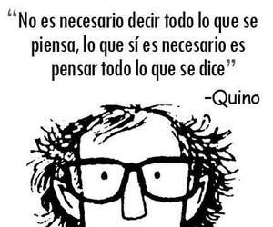 quino, pensar, and frases image