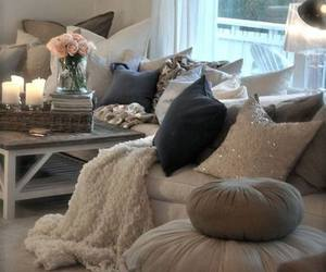 home, room, and pillow image