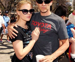 anna paquin, couple, and stephen moyer image