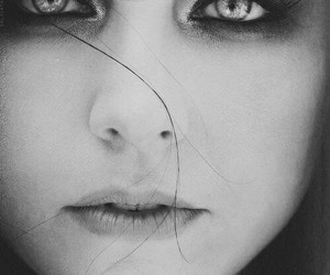 amy lee, evanescence, and black and white image