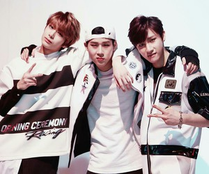 i.m, jooheon, and hyungwon image