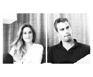 four, divergent, and perfection image