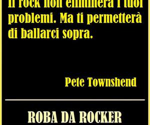 Pete Townshend, rockband, and rock image