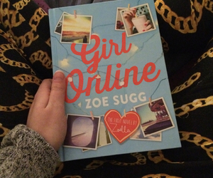 book, girl online, and zoella image