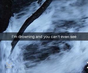 quotes, sad, and snapchat image