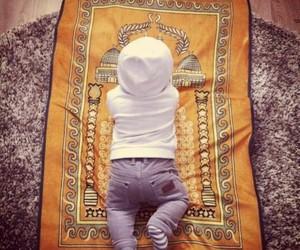 baby, islam, and muslim image