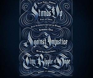 Jordan Metcalf, lettering, and illumination image