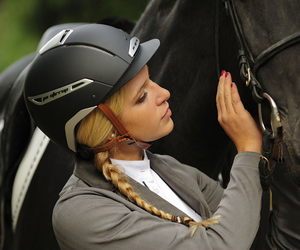 apparel, horse, and equestrian image