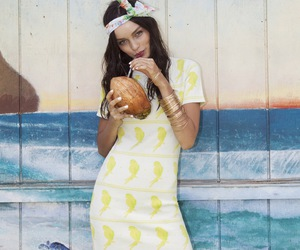 love, coconut, and dress image
