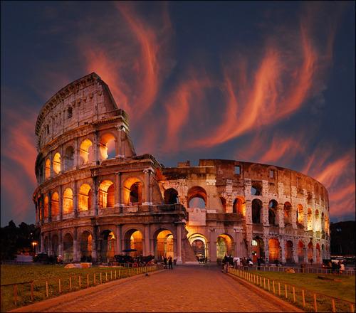 ფაქტები რომზე
