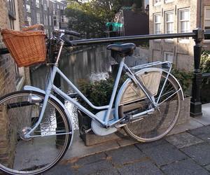 tumblr, bike, and city image