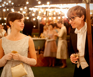 the theory of everything, eddie redmayne, and stephen hawking image