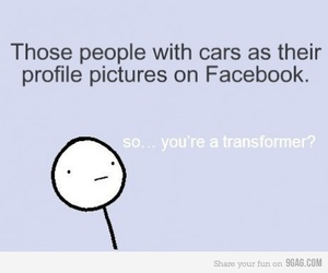 cars, facebook, and lol image