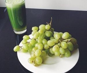 green and gray image