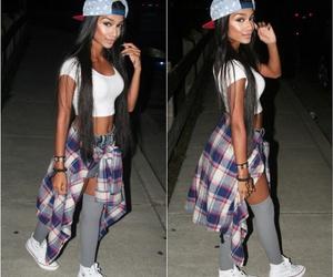 black girl, fashion, and girl image
