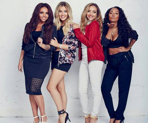 little mix, jesy nelson, and perrie edwards image
