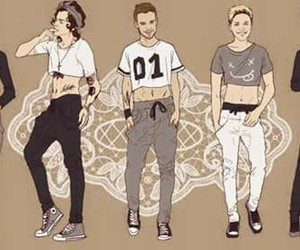 boys, directioner, and Hot image