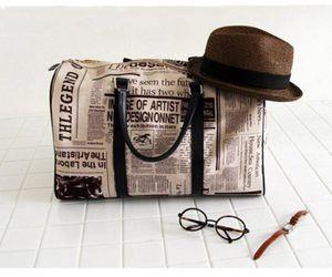 bag, girl, and travel image