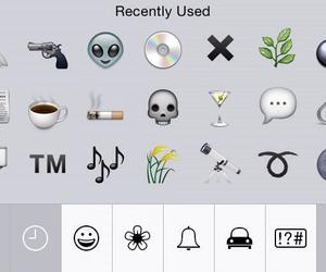 emoji, grunge, and hipster image