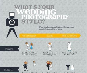 photography, planning, and wedding image